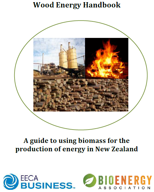 Wood Energy Handbook front cover